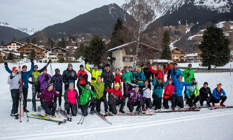 Langlauf-Tag in Klosters, Samstag, 25.01.2020