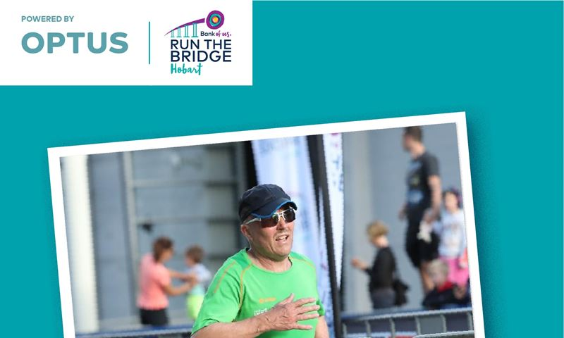 Run the Brige, Hobart, Tasmanien, 17. Februar 2019