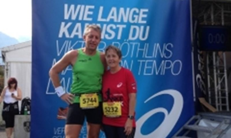 1. Switzerland Marathon light, Sarnen, 7.9. 2014