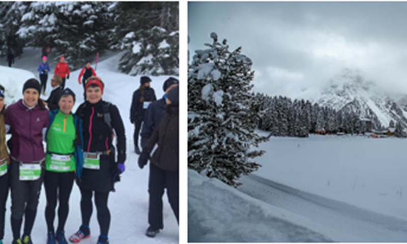 15. Swiss Snow Walk & Run Arosa, 12. Januar 2019